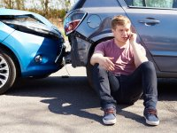 Autoschade kan nog weleens leiden tot deuk in relatie