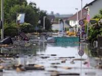 Overstromingen in Duitsland drukten de winst van Allianz en Axa