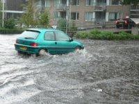 Extreme regenval zorgt voor veel schadeclaims bij verzekeraars