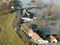 Ophef over wel of niet verplichten overstromingsverzekering